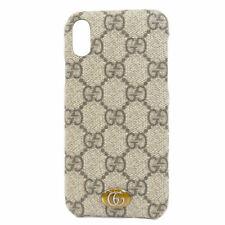 GUCCI  525053 iPhone case GG Supreme GG Marmont iPhoneX XS PVC