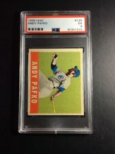 1948 Leaf #125 Andy Pafko Chicago Cubs PSA 5