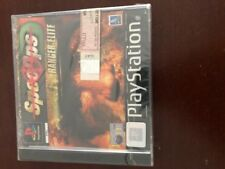 Ps1 Sony PlayStation 1 Game Spec Ops Ranger Elite Boxed MINT