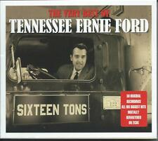 Tennessee Ernie Ford - The Very Best Of [Greatest Hits] 2CD NEW/SEALED