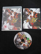 PS3 : STREET FIGHTER IV 4 - Completo, ITA !