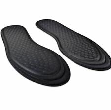 Memory Foam Insoles for Ladies and Mens 02 - Black