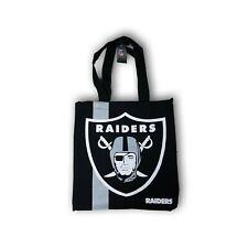 Official NFL Oakland Raiders Women's Black Color Bag