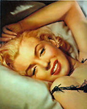 "MARILYN MONROE   8""X10""  Color  Photocopy"