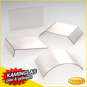 Kaminglas & Ofenscheibe | »» Glas für Kamin & Ofen «« | Ofenglas & Kaminscheibe