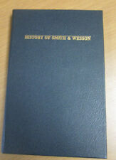 History of Smith & Wesson Roy Jinks SIGNED LIMITED Rare Gun Book