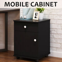 Bedside Table Cabinets Shabby Wooden Bedroom Night Stand Storage 2 Drawers Sets