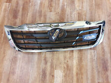 Toyota Hilux 2012- front grill chrome+black 53111-0K440 New without emblem