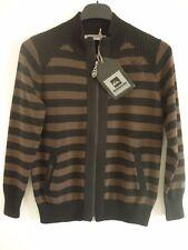 Gilet tricoté en coton Quiksilver-10 ans