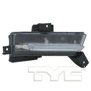 TYC NSF Right Side DRL Assy for Chevrolet Camaro SS 2016-2017 Models