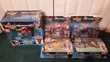 Voltron 1984 Classic Playmates 2017 COMPLETE SET ALL MISP! Red Lion Black Yellow