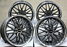 """ALLOY WHEELS X 4 18"""" G CRUIZE 190 FITS FORD 5X108 FOCUS MONDEO TRANSIT CONNECT"""