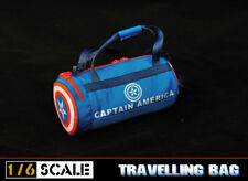 "1/6 Scale Captain America Travelling Bag Model for 12"" Action Figure"
