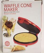 Bella Cucina 13468 Waffle Cone Maker Brand New A Must 4 Ice Cream Lovers!!