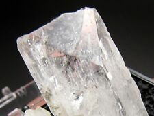 Danburite and Quartz Crystals, Charcas, San Luis Potosi, Mexico