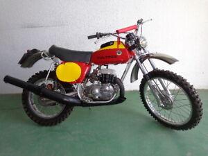 Bultaco frontera 360 mk 9 model 143 restored