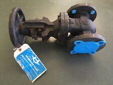 "Milwaukee Valve 2885A - 200 - 2"" Cast Iron Flanged Gate Valve - New - USA"