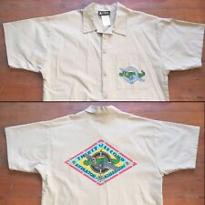 Vintage Disney Avigators Supply Pleasure Island Shirt NWOT RARE! (L)