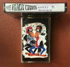 BLACK CROWES 9/23/96 PDX 9/24/96 HORDE Shoreline 94 LOT OF 2 live cassette tape