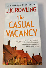 JK Rowling - Casual Vacancy