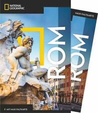 NATIONAL GEOGRAPHIC Reiseführer Rom mit Maxi-Faltkarte von Sari Gilbert, Tino Soriano und Michael Brousse (2017, Taschenbuch)