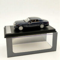 1:64 Rolls-Royce Phantom Coupe DC8808 Blue Diecast Models Limited Edition