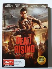 Dead Rising: Watchtower [MA15+] (DVD, 2015, R4)