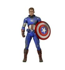 Neca Avengers Figurine 1/4 Battle Damaged Captain America