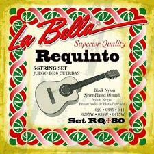 Requinto Cuerdas Des La Bella Juego de Cuerdas - 6 Cuerdas - Juego Des Nylon