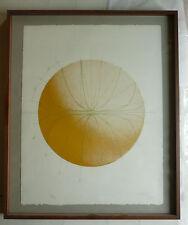 Kowalsky Piotr (Lviv,Polonia1927-Parigi 2004) -El Circulo de Piedra- Litografia
