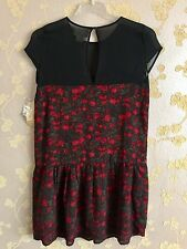 ralph lauren denim supply Women's Floral Dress Size:M BNWT