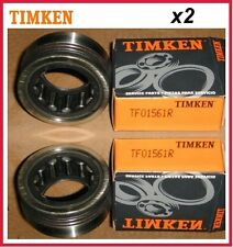 Timken Wheel Bearing SET Rear For 94-02 RAM 1500 PickUp 98-15 Ford F150 TF01561R