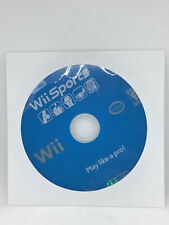 Wii Sports Original Video Game (Nintendo Wii) Disc Only Tested