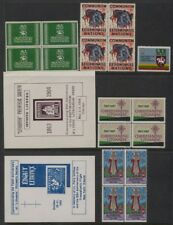 LITHUANIA Cinderellas lot of 15+