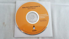 Easy CD & DVD Creator 6 Basic Edition Roxio