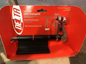 Delta Bike Hitch Pro Rack Locking Lever - Cycling Fork Mount