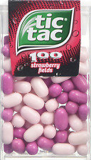 Tic Tac T100 Strawberry Fields 49g Pack of 12