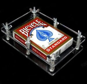 Playing Card Press | Gimmick Making | Extend Playing Card Life | Display Case