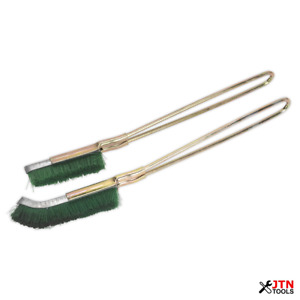 Sealey WB06N Nylon Brush Set 2 Piece