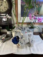 Star Wars Hasbro Millennium Falcon Space Ship Toy RARE