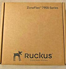 NEW RUCKUS WIRELESS ZoneFlex 7900 WITH MOUNTING BRACKET