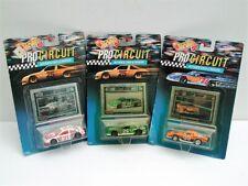 Hot Wheels MOC 1993 3) Nascar Pro Circuit #21 Shepherd, #26 Bodine, #33 Sharp