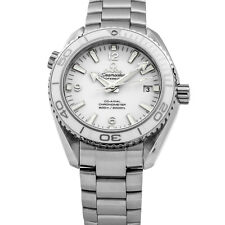 Omega Seamaster Planet Ocean 600m Steel White Dial Watch 232.30.42.21.04.001