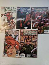 Spider-Man Doctor Octopus Negative Exposure #1 2 3 4 5 Comic Book Set 1-5