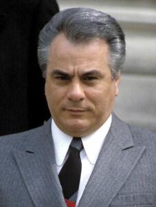 John Gotti Teflon Don Mafia Crime Boss vintage photo reproduction  132