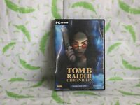 PC game - Tomb Raider Chronicles - CD-ROM - BS1