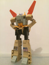 Gobots Robo Machine Re-Volt Revolt Dread Launcher complete Tonka Bandai