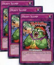 3 X YU-GI-OH HEAVY SLUMP PROMO COMMON MINT AP03-EN026