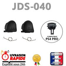 Gachette bouton L2 R2 Ressort remplacement Manette PS4 PRO JDS 040 réparation