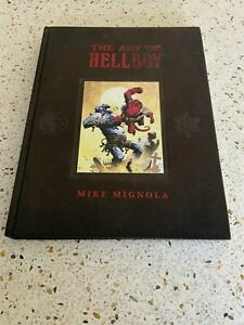 The Art of Hellboy Mike Mignola Hardcover ISBN 10: 1569719101